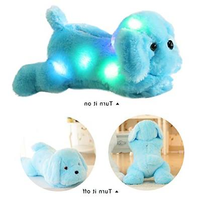 WEWILL Puppy Animals Light Lovely