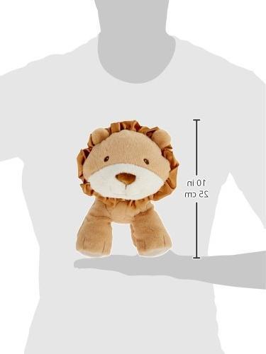 """Baby GUND Leo Stuffed Animal Plush, 10"""""""
