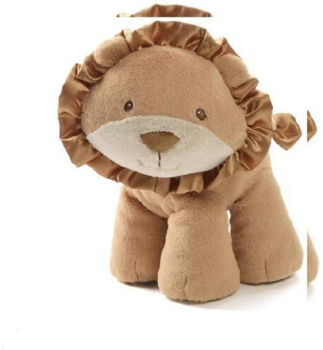 leo lion stuffed animal