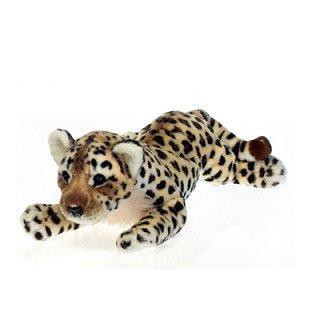 leopard plush stuffed animal toy