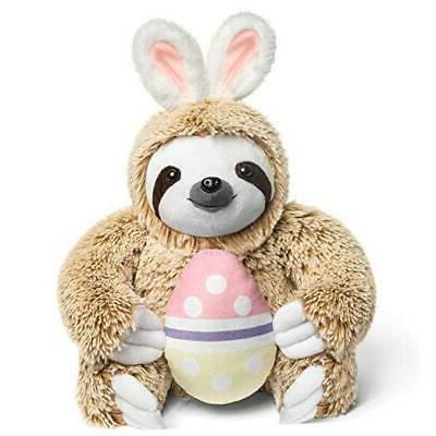 light autumn easter bunny stuffed animal stuffed