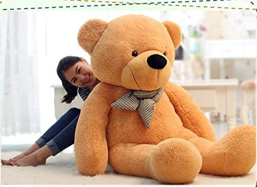 light brown 1giant huge cuddly