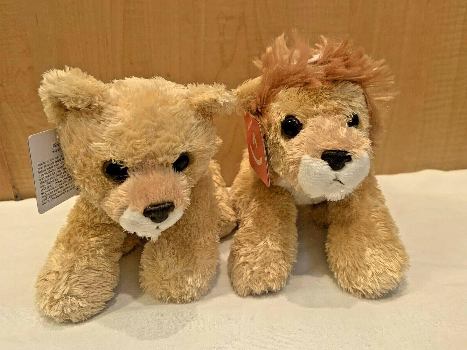 LIONEL Lion Lioness Stuffed