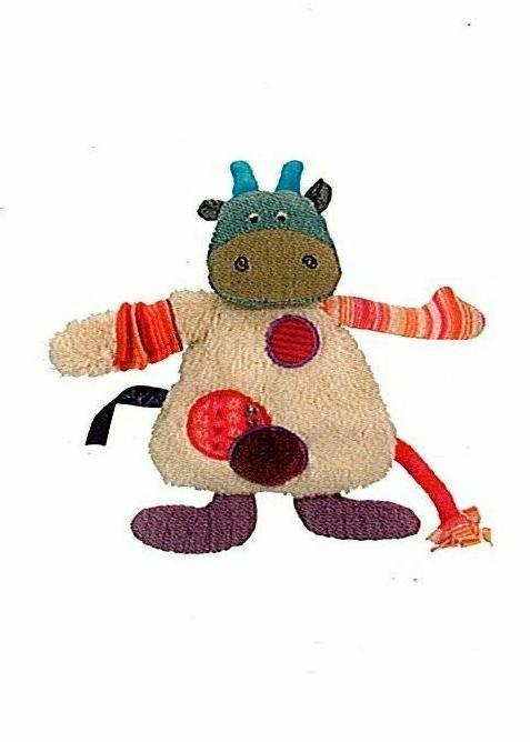 "Little Stuffed ""Les Jolis Pas Beaux"" by French Moulin"