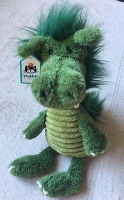 Jellycat London Dudley Dragon Plush Toy    NEW with Tags