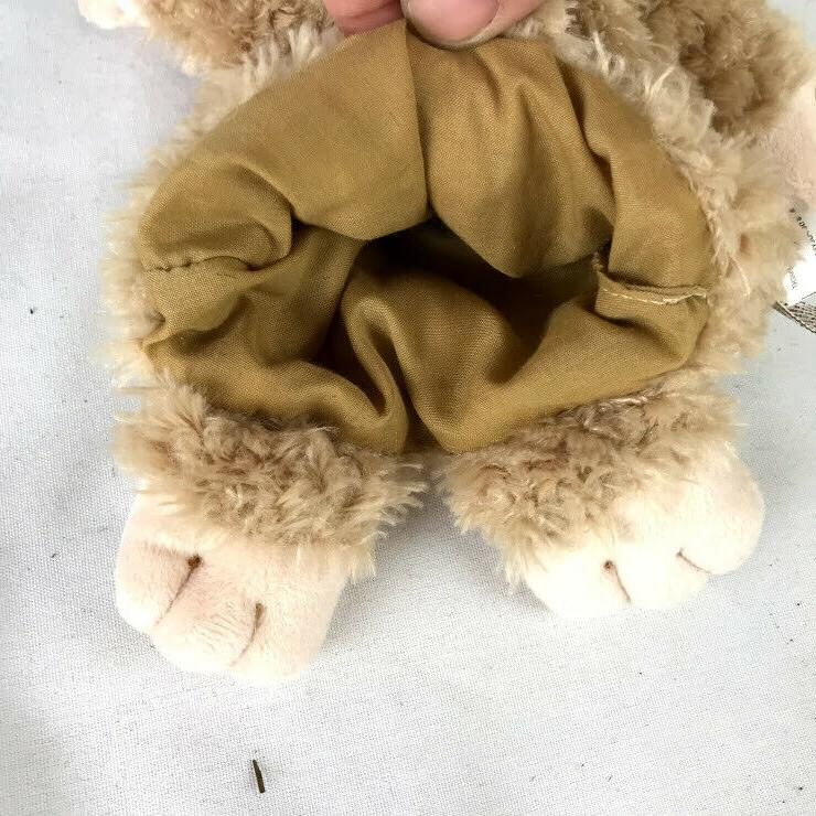 Lonnie Nat Lion Packed Puppet Stuffed