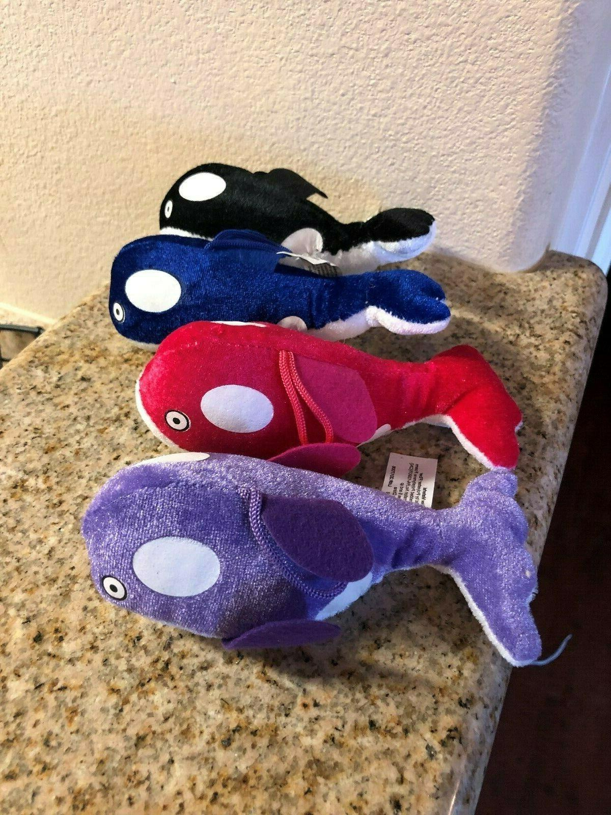 Orcas & Assorted Colors