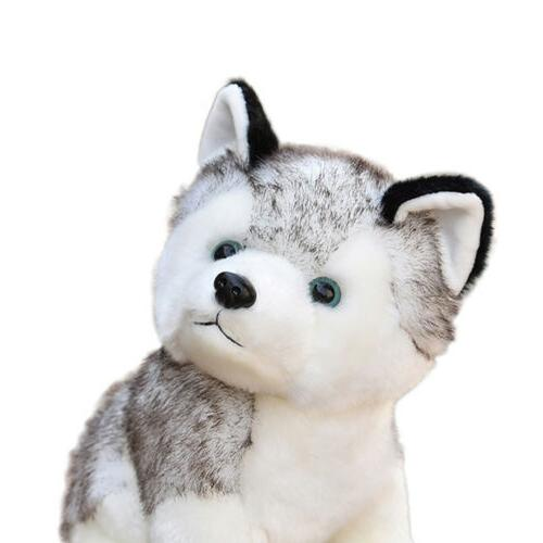 Lovely Husky Toy Wolf Doll Kids
