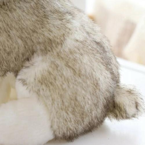 Lovely Dog Toy Wolf Kids Gift US