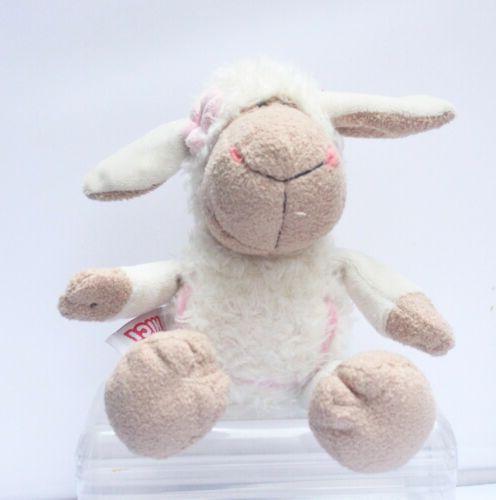 lovely white stuffed animals soft baby dolls CM new