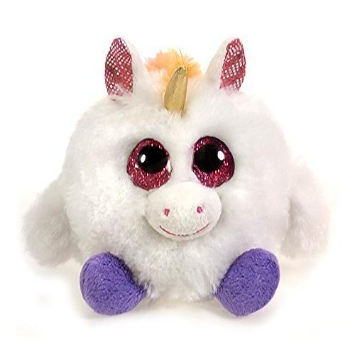 lubby cubbies sunshine unicorn plush