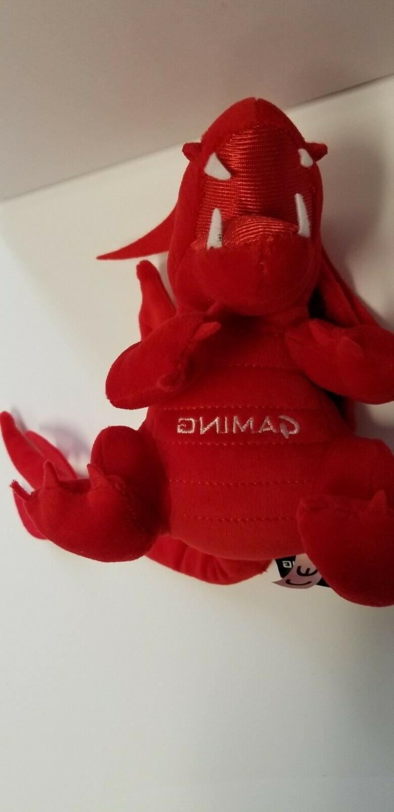 MSI Lucky Dragon Stuffed Toy