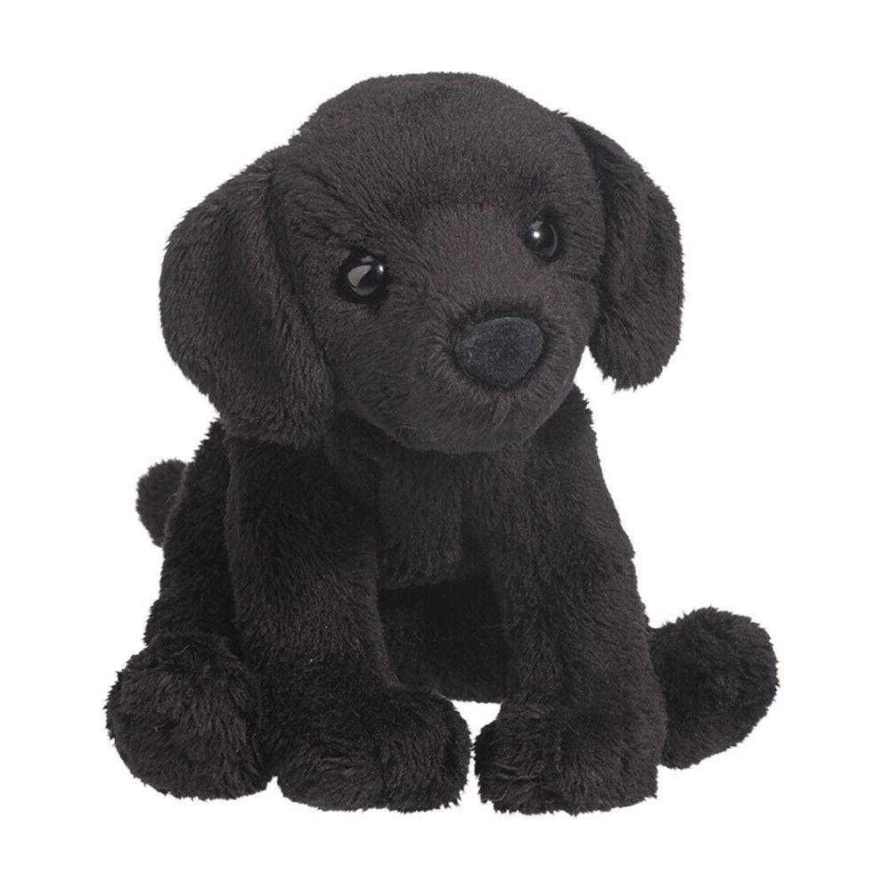 Lucy Black Lab 5.5 by Douglas Cuddle Toys