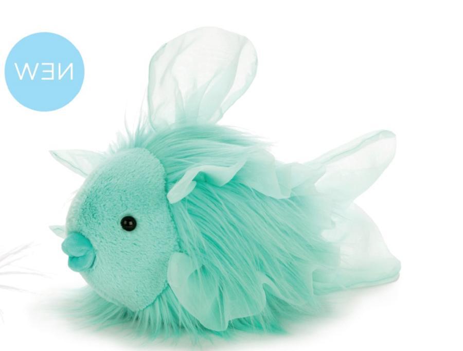 mad pet florrie maflish fish plush stuffed