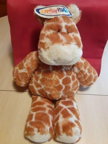 "Mary Meyer Marshmallow Zoo 13"" Giraffe Plush"