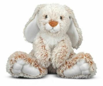 melissa and doug 7674 burrow bunny rabbit