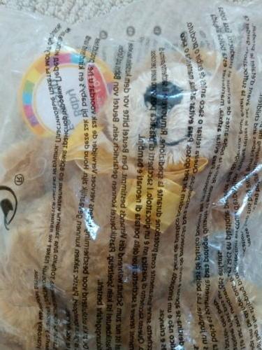 Melissa Doug Ferguson Bear Stuffed Animal NEW