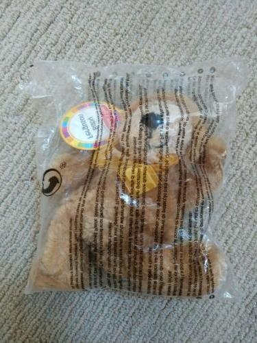 melissa and doug baby ferguson teddy bear