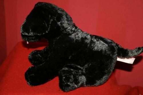 "Melissa & BENSON BLACK LAB 10"" Toy"