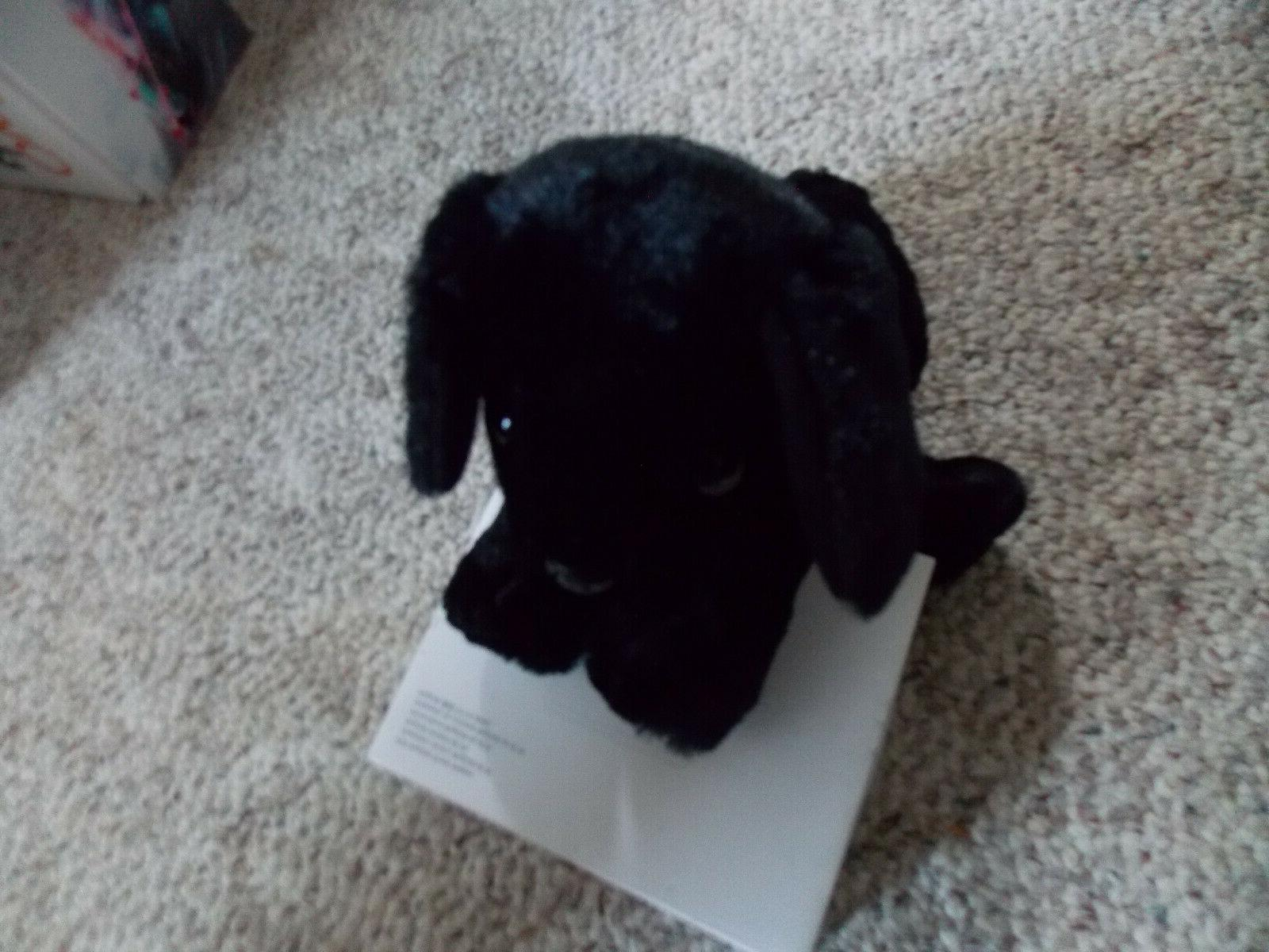 Melissa Black Lab - Animal Puppy Dog, New,