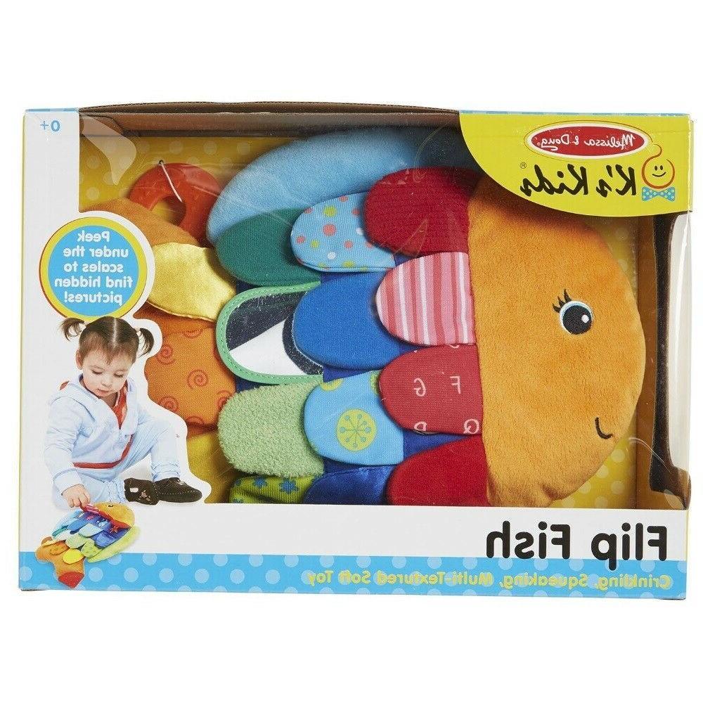 melissa and doug flip fish toy developmental