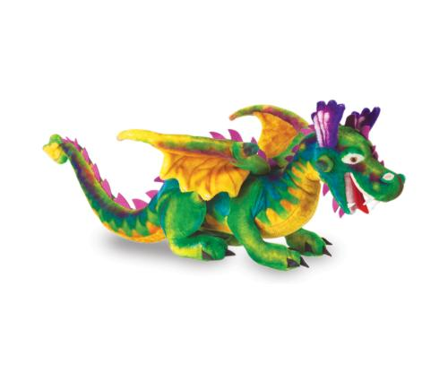 Melissa & Doug Giant Dragon Stuffed Animal
