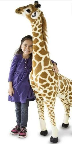 Melissa & Giraffe (Playspaces & Room Decor, Stuffed