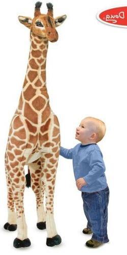 Melissa & Doug Giant Giraffe (Playspaces & Room Decor, Lifel