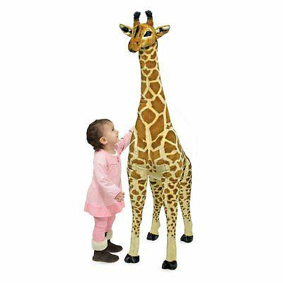 Melissa Doug Plush Jumbo Stuffed
