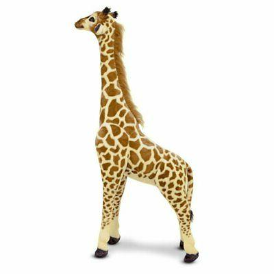 Melissa & Plush Jumbo Giraffe Stuffed Animal