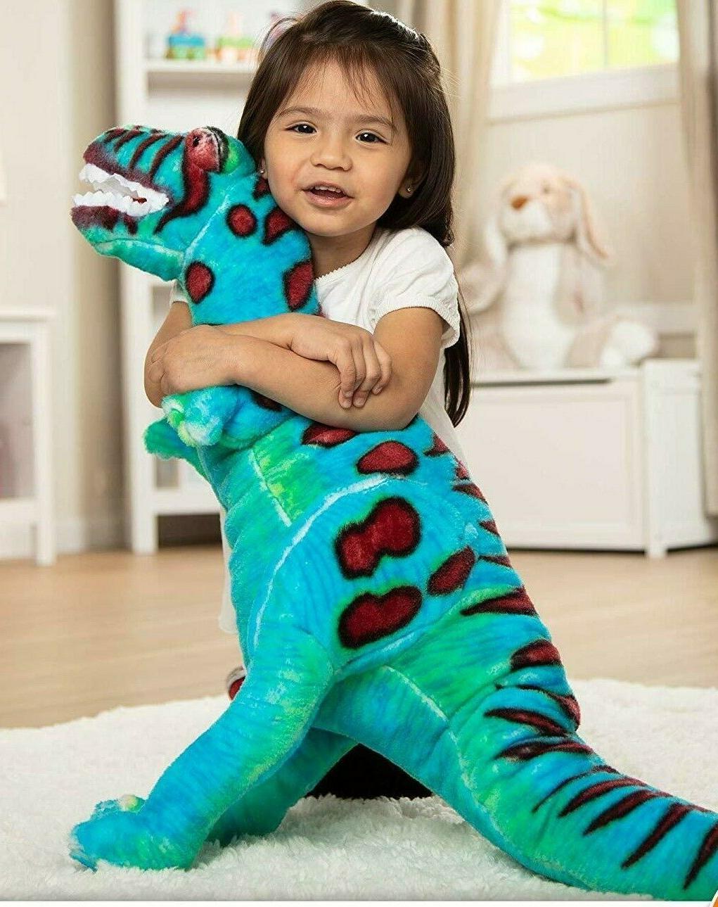 Melissa Giant Stuffed Animal, Bold Soft