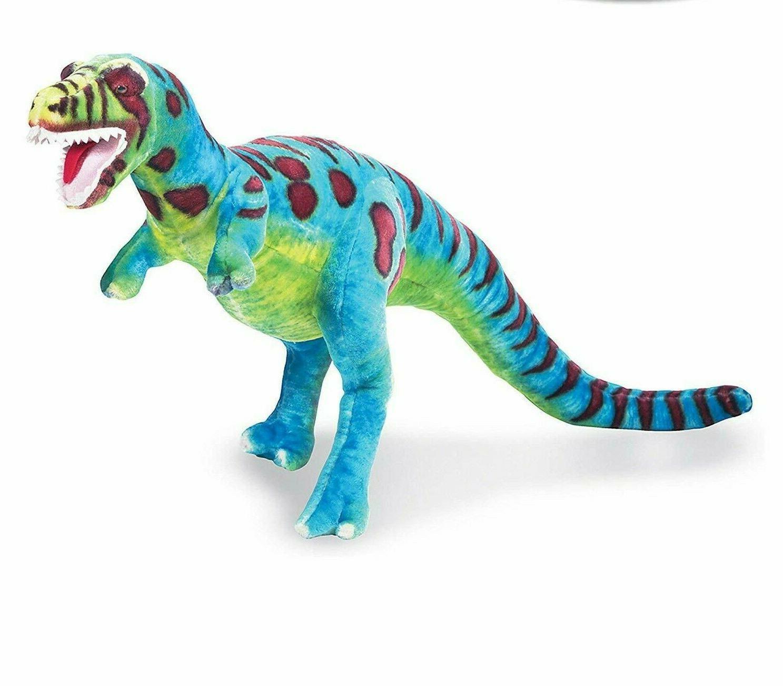 melissa and doug t rex giant stuffed