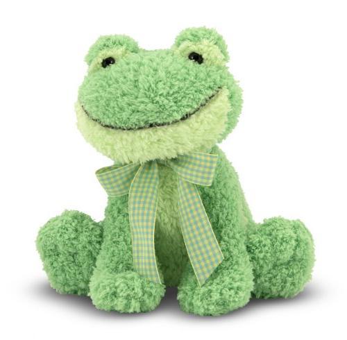melissa doug princess soft toys meadow medley froggy stuffed