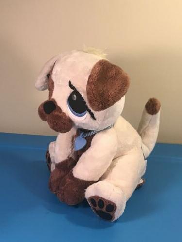 """MGA Animated Plush Stuffed Dog 10"""" Toy"""