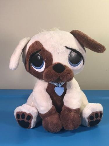 mga interactive animated plush stuffed puppy dog