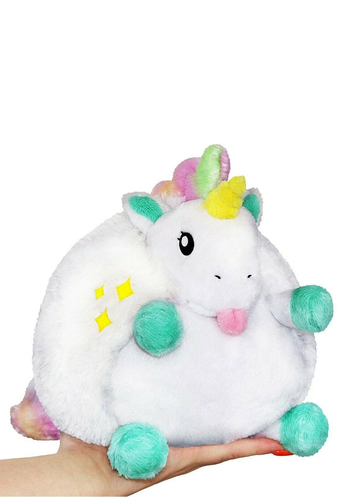 mini baby unicorn 7 plush stuffed animal