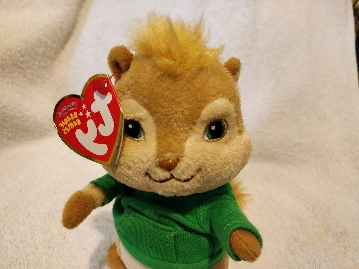 MINT - THEODORE - from Alvin and Chipmunks 2010