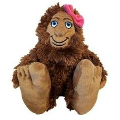 MISS BIGFOOT SHESQUATCH Stuffed Animal stuffed animal plush SASQUATCH