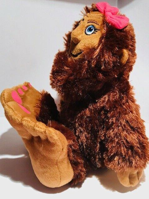 MISS SHESQUATCH Stuffed animal