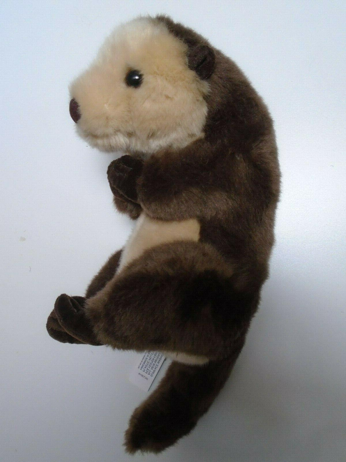 MIYONI Plush Otter