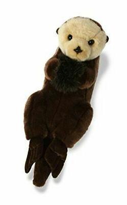 "Aurora World Miyoni Plush Sea Otter, Large 17"" Long"