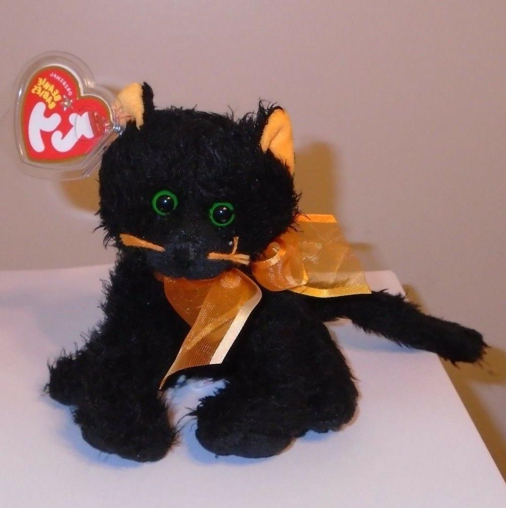 moonlight the black cat 6 inch mint