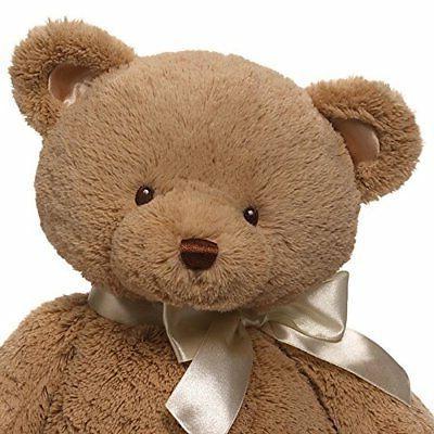 Gund My Teddy Bear Baby Tan,18