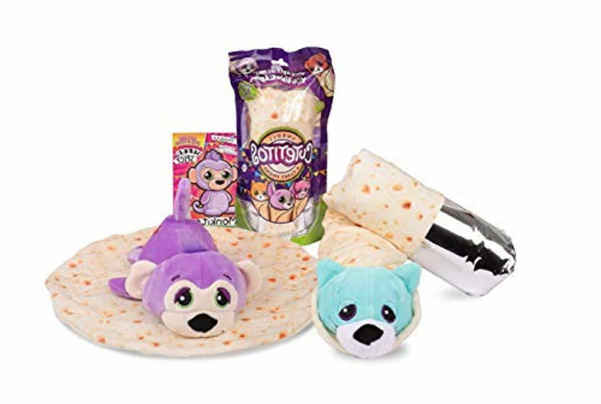 Mystery Stuffed Plush Fun NEW Kids