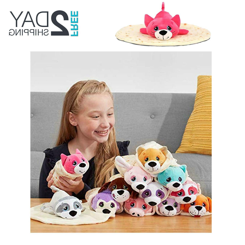 mystery stuffed animals collectible plush basic fun