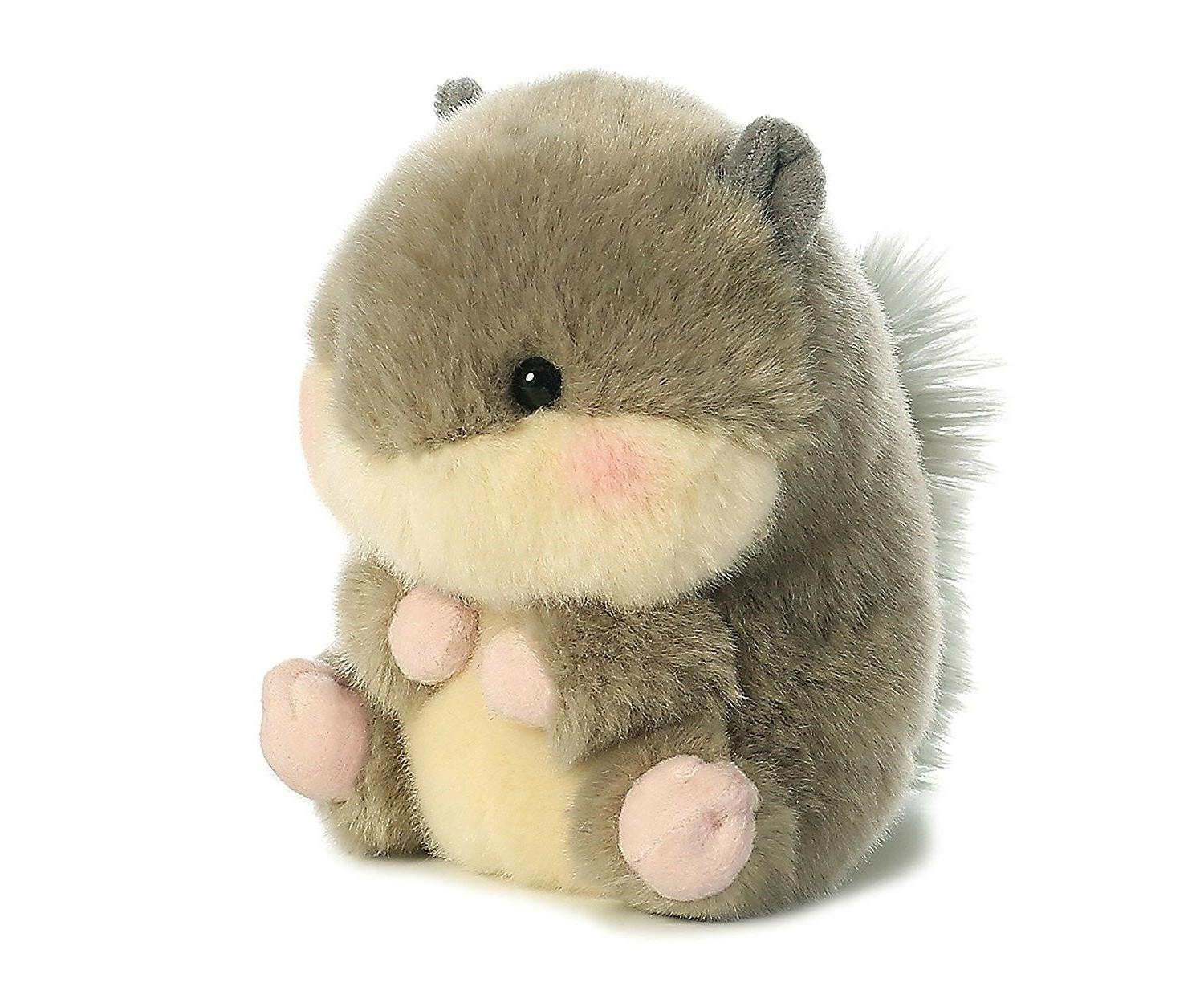 nanigans squirrel rolly pet