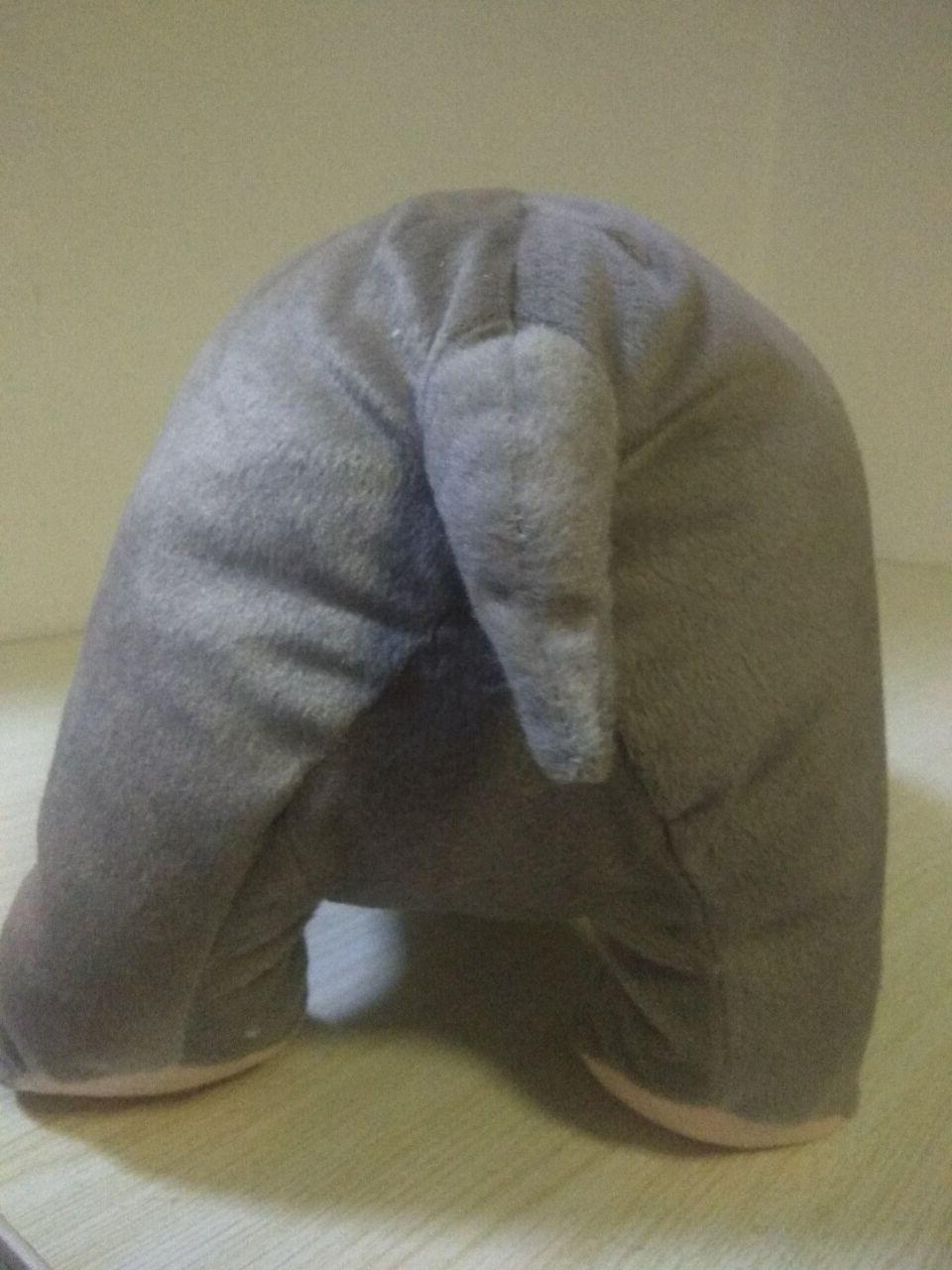 NCIS Hippo Plush Stuffed Animal RARE