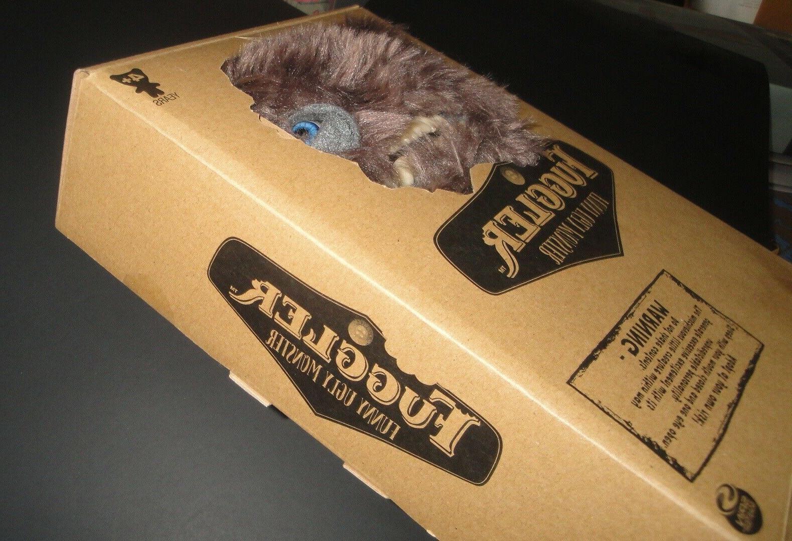 NEW Munch Fur Variant Plush