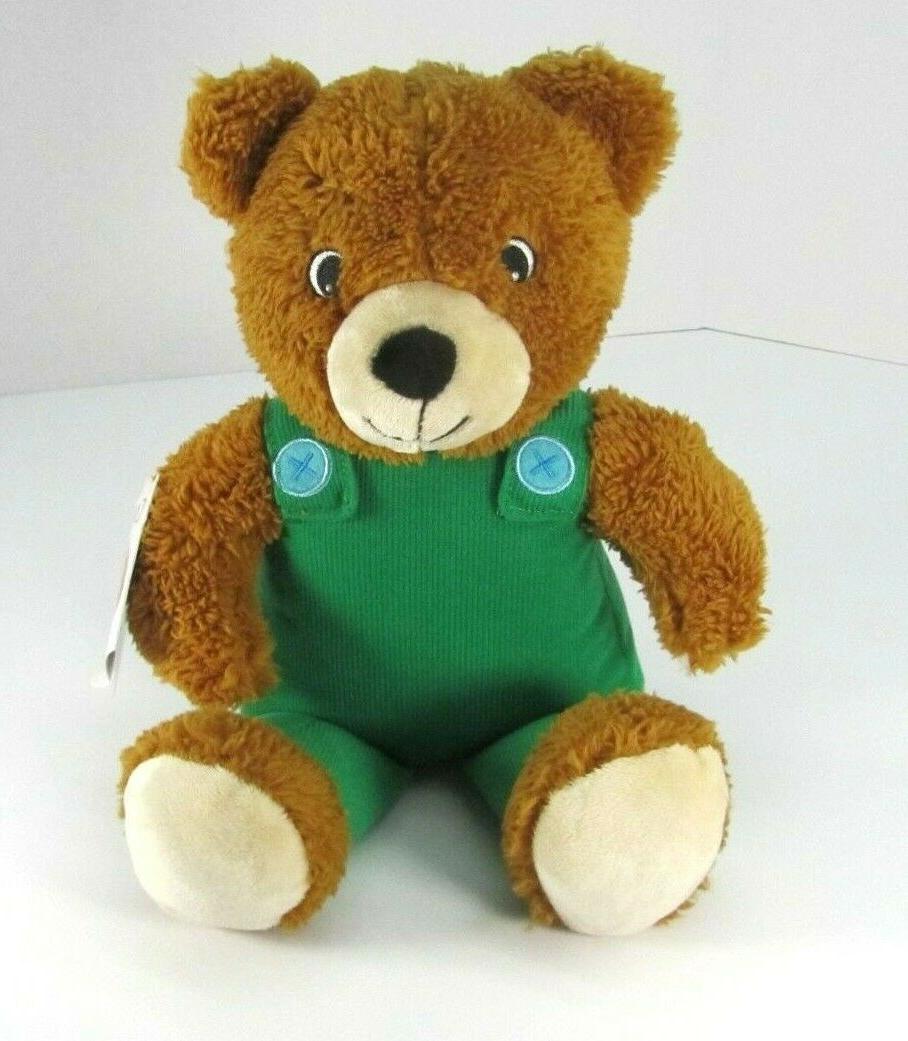 new kohls cares plush bear corduroy 14