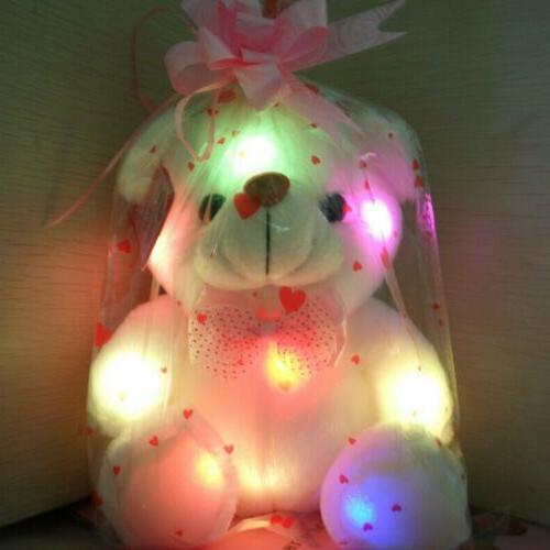New LED Flash Soft Toy